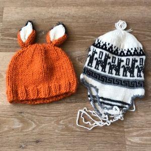 Hat bundle size 12-24 months